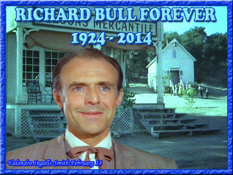 Repose en paix, Richard Bull :(...