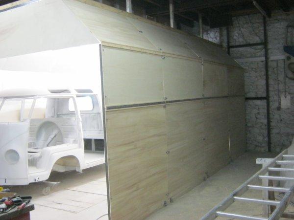 Cabine de peinture part 4 ma vie dans le vintage for Le cabine progetta le planimetrie