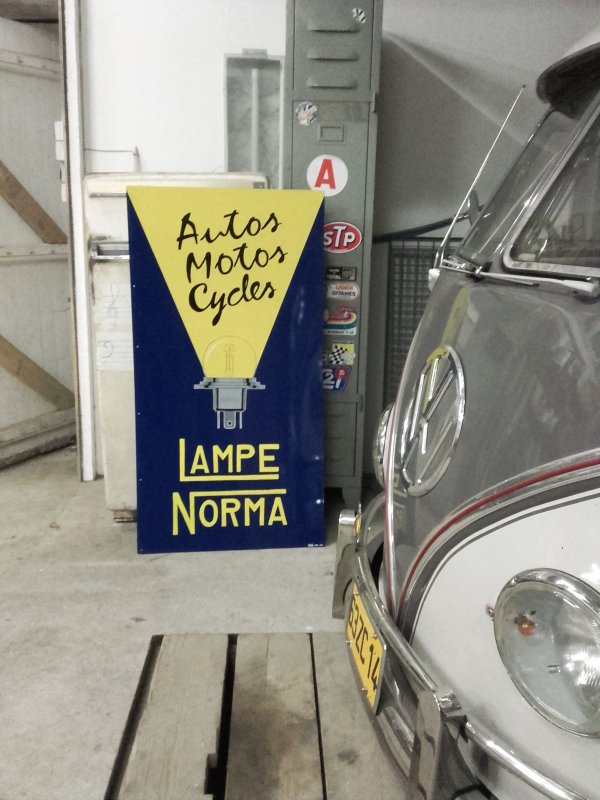 lampe norma !