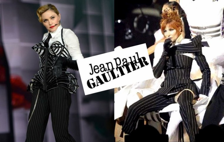Myl�ne & Madonna