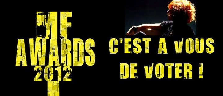 LES MYLENE FARMER AWARDS RESULTATS