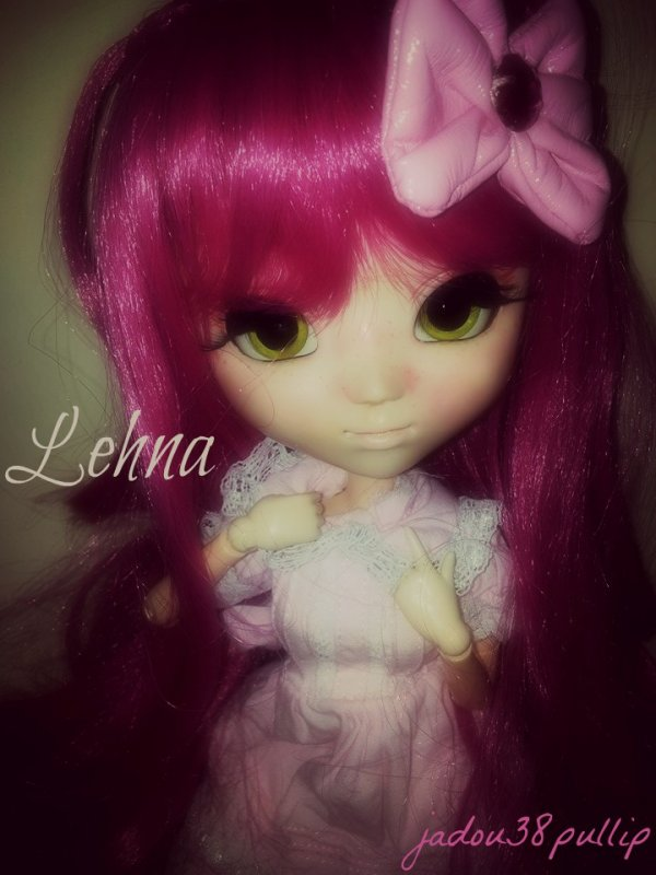 pr�sention de mes pullip