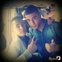moi ♥♥♥ avec mon proche #Hichem #H