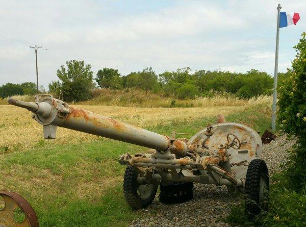 Voici un Mortier de 160 mm Russe de 1949.
