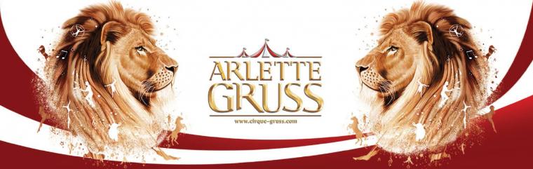 Arlette Gruss officiel > Bienvenu � touse