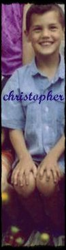 Christopher ♥ mon amour