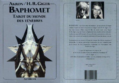 Le Tarot de Baphomet