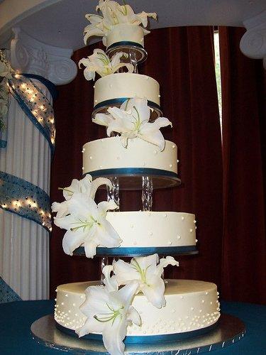 Les gâteaux de mariage en plusieurs étage - vive les bonbons,les ...