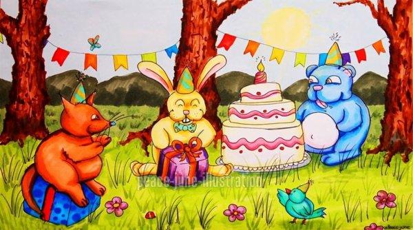 C'est mon anniversaire !!! :)