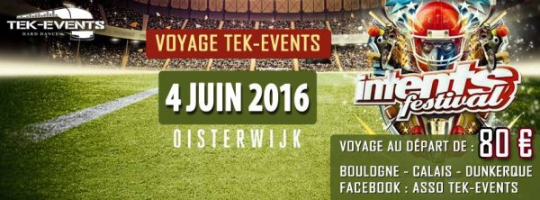 Bus pour Intents festival - 04 juin 2016
