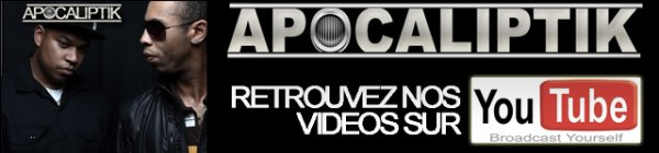 APOCALIPTIK-OFFICIEL YOUTUBE