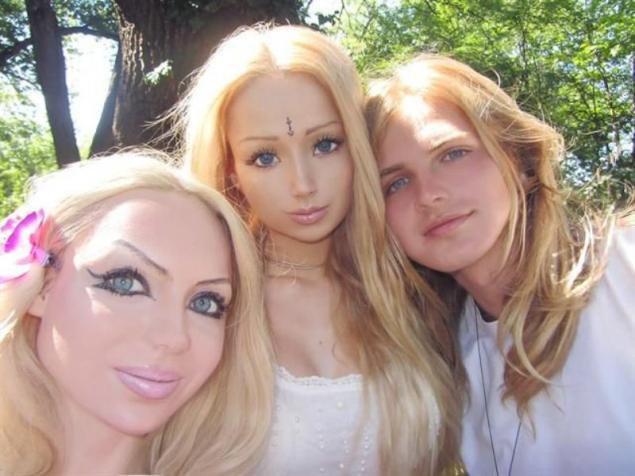 et du blond