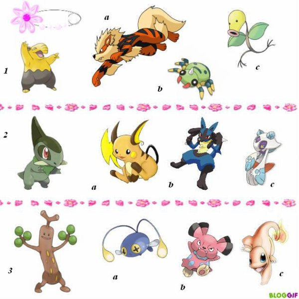 quel type de pokemon es-tu?