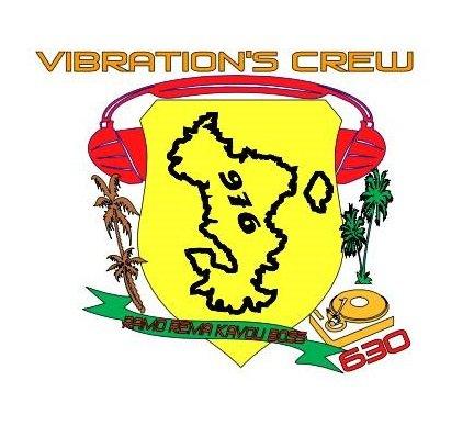 KING OF THE MIC / Vibration's-Crew_Tiyakou (2014)