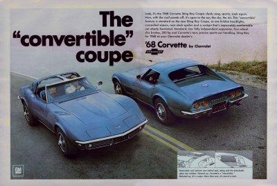 corvette c3 3 me g n ration les voitures am ricaines. Black Bedroom Furniture Sets. Home Design Ideas