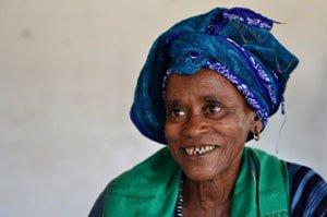 """Aisétou Touré et le commerce équitable : """"ça m'a donné des forces nouvelles"""""""