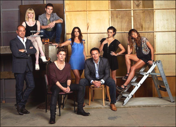 """Nouvelle photo du cast du film """"Bait 3D"""""""
