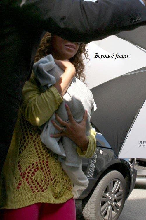 BEYONCE AND BLUE AU BOURGET