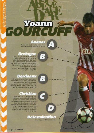 Yoann Gourcuff ♥