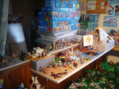 L 39 egypte la nouvelle ville des playmobils - Egypte playmobil ...