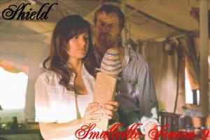 """Episode 2 = """"Shield"""", le 1er Octobre 2010 sur """"The CW"""" (VO) - Inédit Episode 2 = """"Amants Maudits"""", le 6 mai 2011 sur """"TF6"""" (VF) - Inédit"""