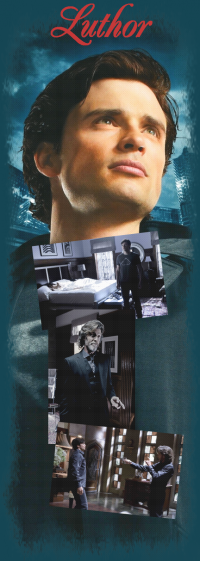 """Episode 10 = """"Luthor"""", le 3 Décembre 2010 sur """"The CW"""" (VO) - Inédit Episode 10 = """"La Boîte à Miroirs"""", le 3 juin 2011 sur """"TF6"""" (VF) - Inédit"""