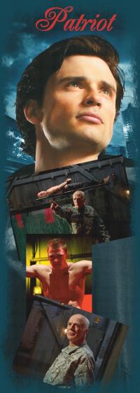 """Episode 9 = """"Patriot"""", le 19 Novembre 2010 sur """"The CW"""" (VO) - Inédit Episode 9 = """"L'omega"""", le 27 mai 2011 sur """"TF6"""" (VF) - Inédit"""