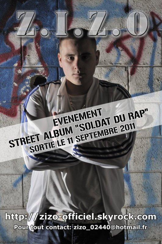 Soldat du rap demo / J'ai le temps (2011)