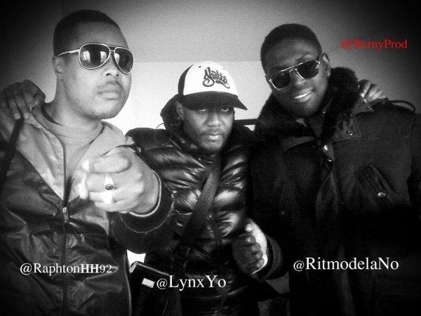 @HallFiefTV / Ritmo de la noche, Lynx Yo & Raphton - Hombre de la calle (2012)