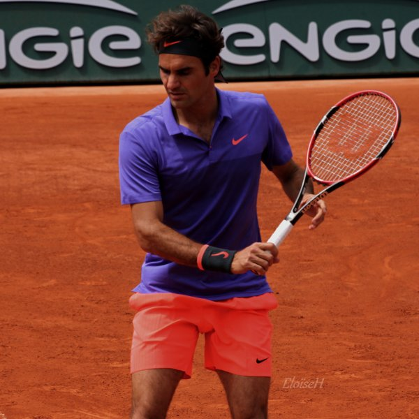 Roland Garros 2015.♥