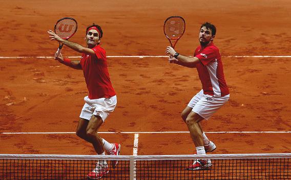 La coupe Davis 2014 ♥
