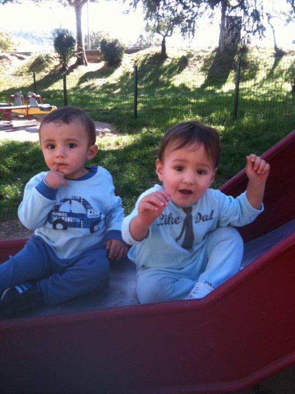 mes neveux luqman &mohamed les amours de ma vie