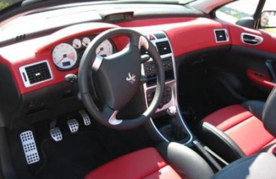 307 cc ma life a traver mon blog for Interieur de voiture en cuir