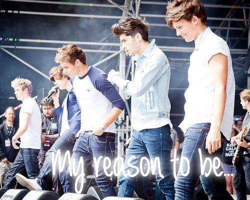 My reason to be..
