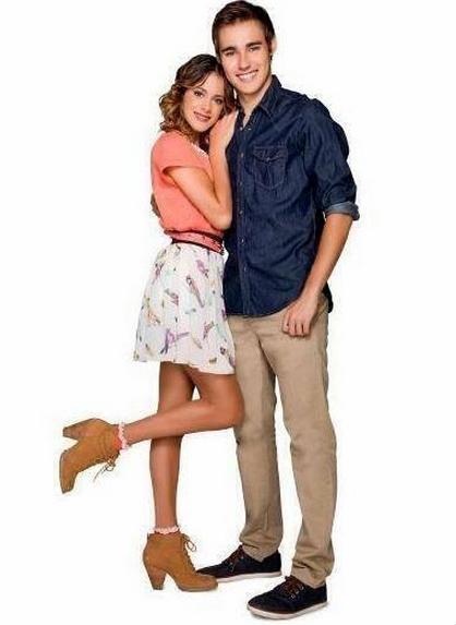 Nouvelle photo promo de Violetta et Leon pour la saison 2 !