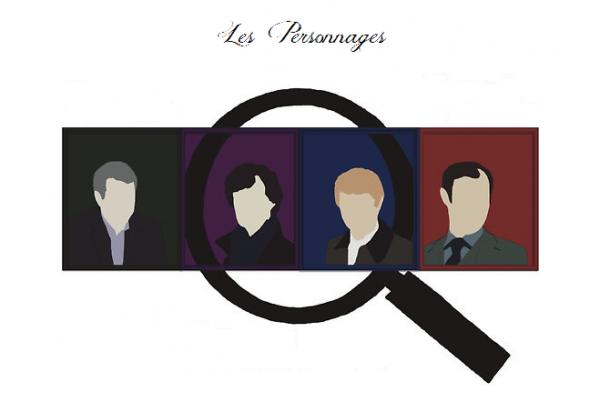 Qui sont les personnages?