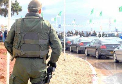 LA GENDARMERIE NATIONAL ALGERIEN
