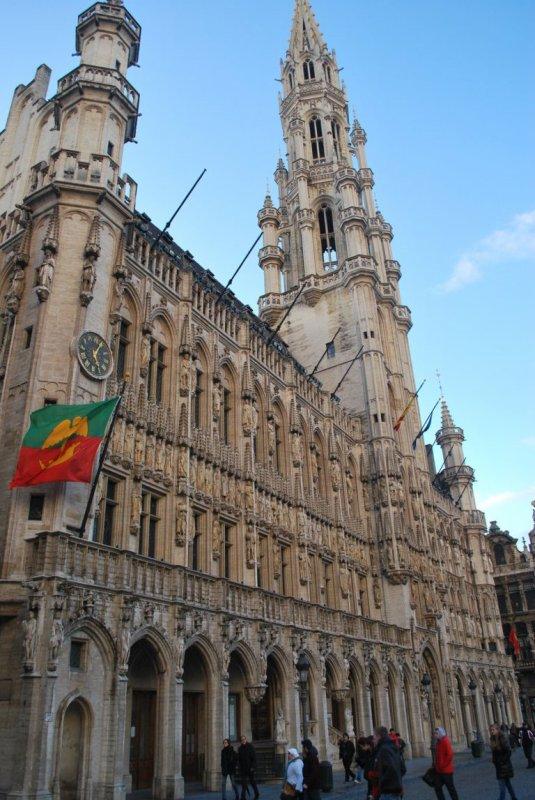 Bruxelles et dentelles