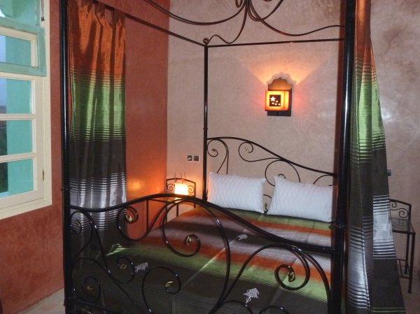 Baldaquin de la suite Marrakech : �a te pla�t ?