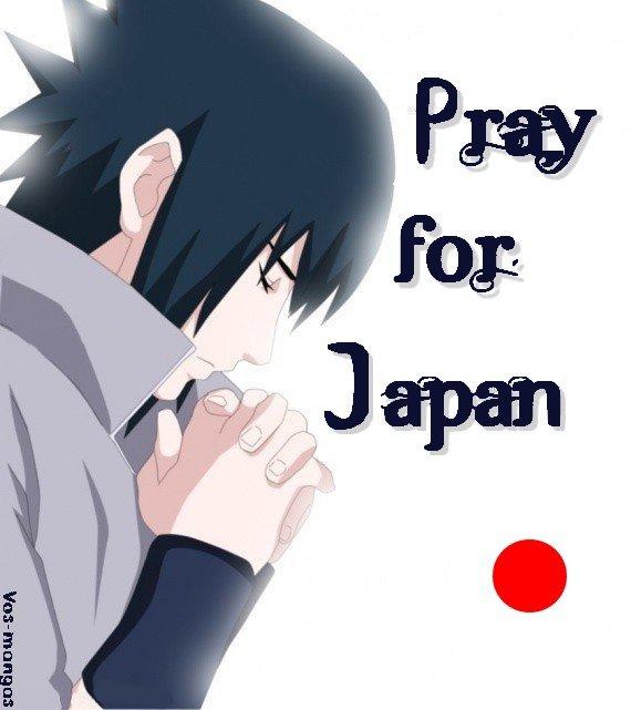 ☀ Pray for Japan