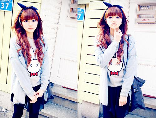 La mode Coréennes