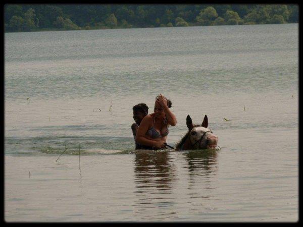 Vacances au lac (� G�raudot 10)