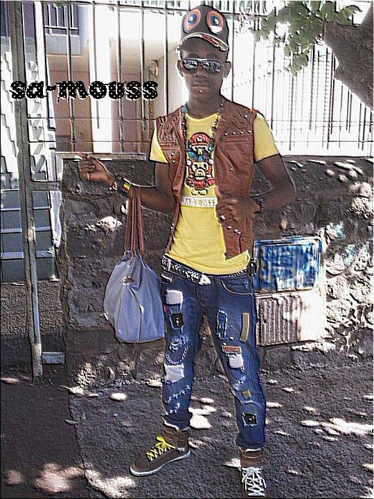 SA-MOUSS LE RIGOLO ^^