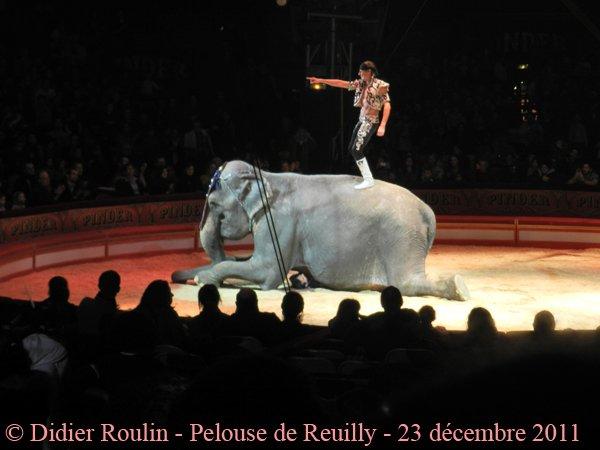L'instant Cirque Pinder !!!