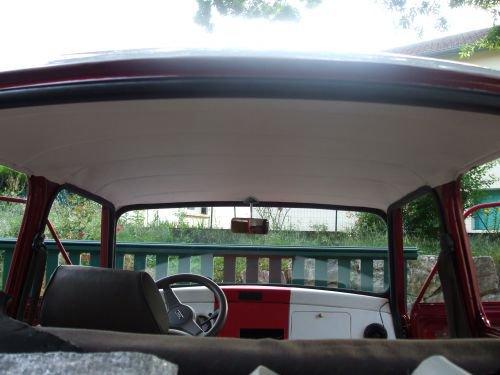 le ciel de toit deluxe pour mini. Black Bedroom Furniture Sets. Home Design Ideas