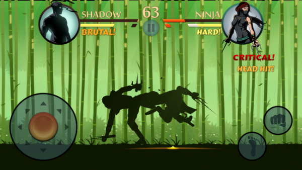 Try out the new Shadow Fight 2 hack