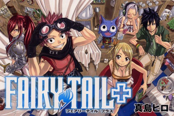 One Piece & Fairy Tail