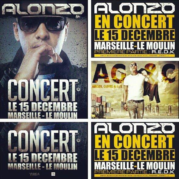 CONCERT D'ALONZO AVEC EN 1ERE PARTIE : R.E.D.K  .ıllılı. Facebook Groupe Officiel .ıllılı. Fan Facebook Officiel .ıllılı.