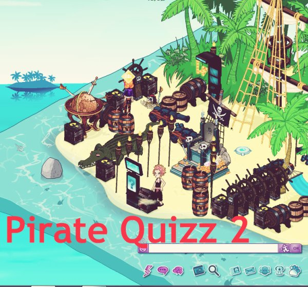Pirate Quizz 2