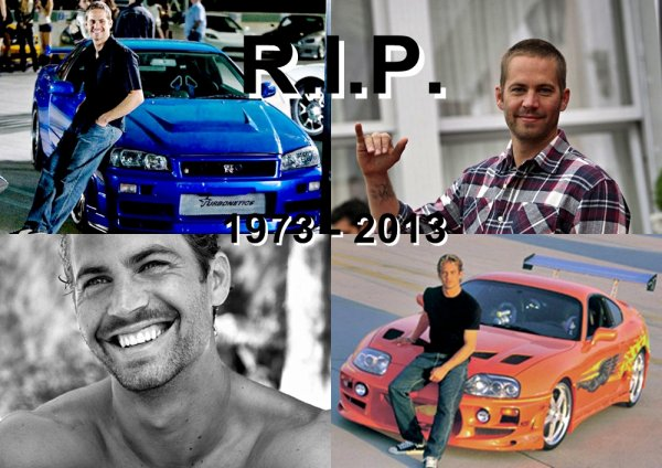 r i p paul walker blog auto de freddy ranchoux. Black Bedroom Furniture Sets. Home Design Ideas